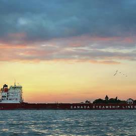 Lori Deiter - Canada Steamship Lines