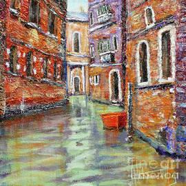 Mohamed Hirji - Canale Veneziano
