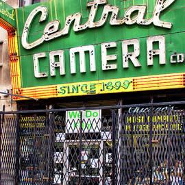CANDID CAMERA Central Camera by William Dey