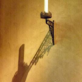 Sarah Loft - Candle on the Wall