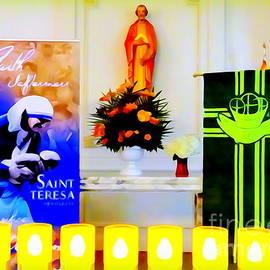 Ed Weidman - Candles For St Teresa
