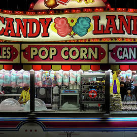 Candy Land by M G Whittingham