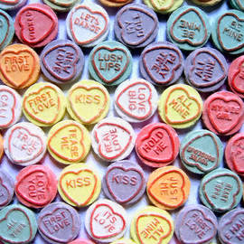 Candy Love by Michael Tompsett