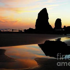 Bob Christopher - Cannon Beach Sunset
