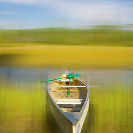Canoeing in the Glades Dreamscape by Debra and Dave Vanderlaan