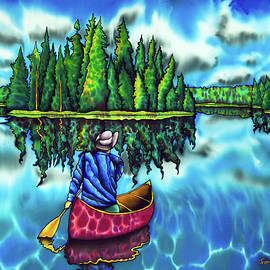 Daniel Jean-Baptiste - Canoeing Ontario