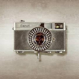 Canonete Film Camera by YoPedro