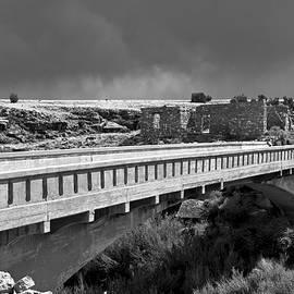 Canyon Diablo Bridge on Route 66 by Rick Pisio