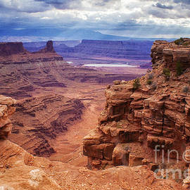 Canyonlands After the Storm by Priscilla Burgers