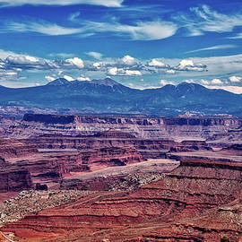 Canyonlands National Park Utah 02 by Thomas Woolworth