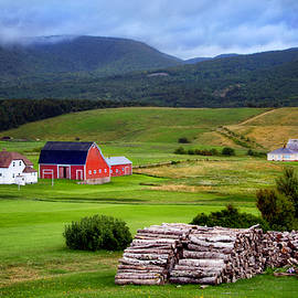 Carolyn Derstine - Cape Breton Countryside