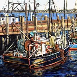 Eileen Patten Oliver - Cape Cod Fishing Boats