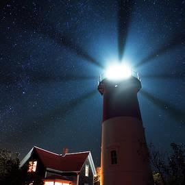 Mike Berenson - Cape Cod Light Beams