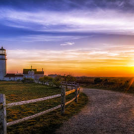 Mark Papke - Cape Cod Light