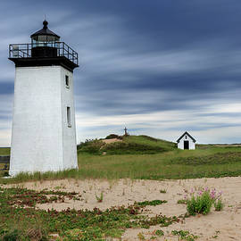 Bill Wakeley - Cape Cod Long Point Lighthouse