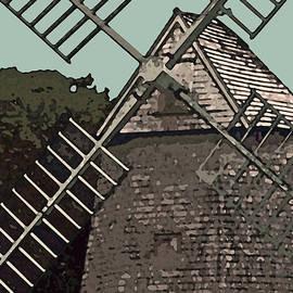 Jean Hall - Cape Cod Windmill