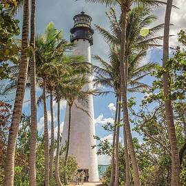 Cape Florida Light by Framing Places