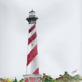 David Patrick - Cape Hatteras Lighthouse