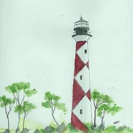 David Patrick - Cape Lookout Lighthouse