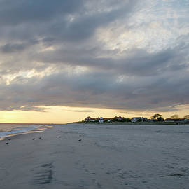 Bill Cannon - Cape May Lighthouse Sunset