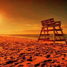 Geraldine Scull - Cape May sunset