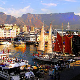 Cape Town Waterfront by Michael Durst
