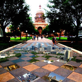 James Granberry - Capital City Collage Austin Texas