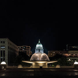 Randy Scherkenbach - Capitol and Fountain