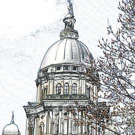 Sue Houston - Capitol Dome