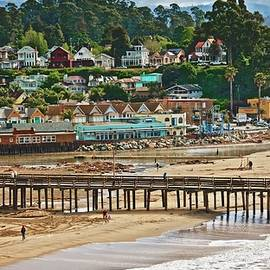 Capitola, California by Flying Z Photography by Zayne Diamond