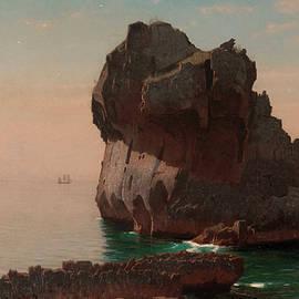 William Stanley Haseltine - Capri, 1869