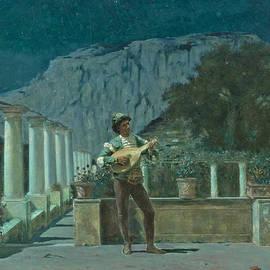 Capri 2 by Charles Caryl Coleman