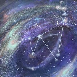 Vali Irina Ciobanu - Capricorn.Zodiac.Constellation of Capricornus