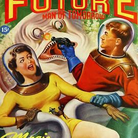 Captain Future by Dominic Piperata