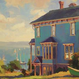 Captain's House by Steve Henderson
