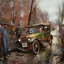 Mike Savad - Car Accident - Watch for ice 1921