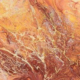 Caramel Swirl by Nancy Jolley