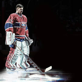 Carey Price Spotlight by Nicholas Legault