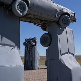 Carhenge 7 by Tracy Knauer