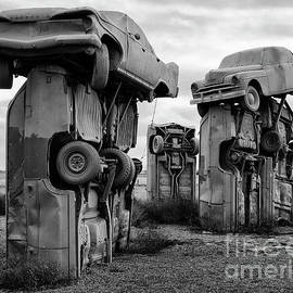 Bob Christopher - Carhenge Nebraska 21