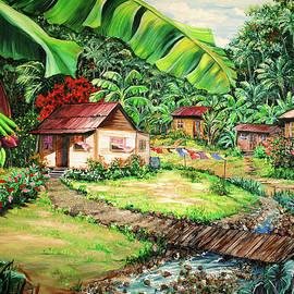 Karin  Dawn Kelshall- Best - Caribbean Village Life