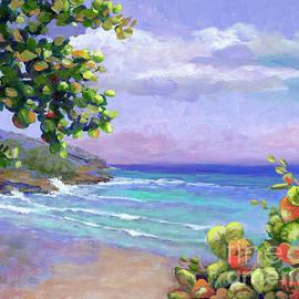 Caribbean Waves by Pat Heydlauff