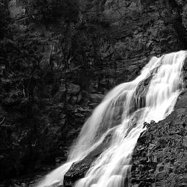Caribou Falls by Bill Morgenstern