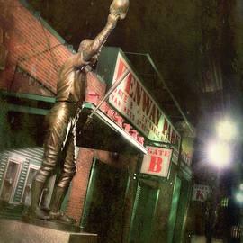 Joann Vitali - Carl Yastrzemski Statue - Fenway Park Boston