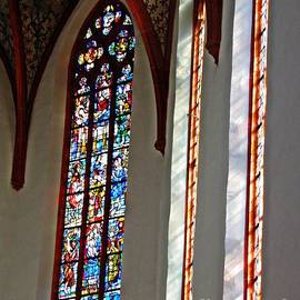 Sarah Loft - Carmelite Convent Church Mainz