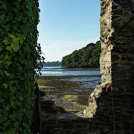 Photographs Of Cornwall Carnon Mine Window by Brian Roscorla