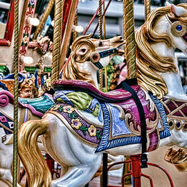 Carousel Dream - Horses