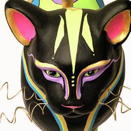 Carousel Cat by Susan A Becker