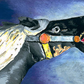 Stephen Anderson - Carousel Horse 2