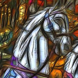 Jean-Marc Lacombe - Carousel Horses